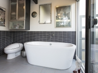 Expanded Master Bathroom