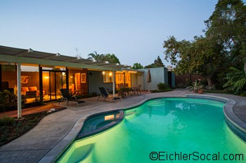 Mid-Century Modern Jones and Emmons - Eichler Home - Orange County