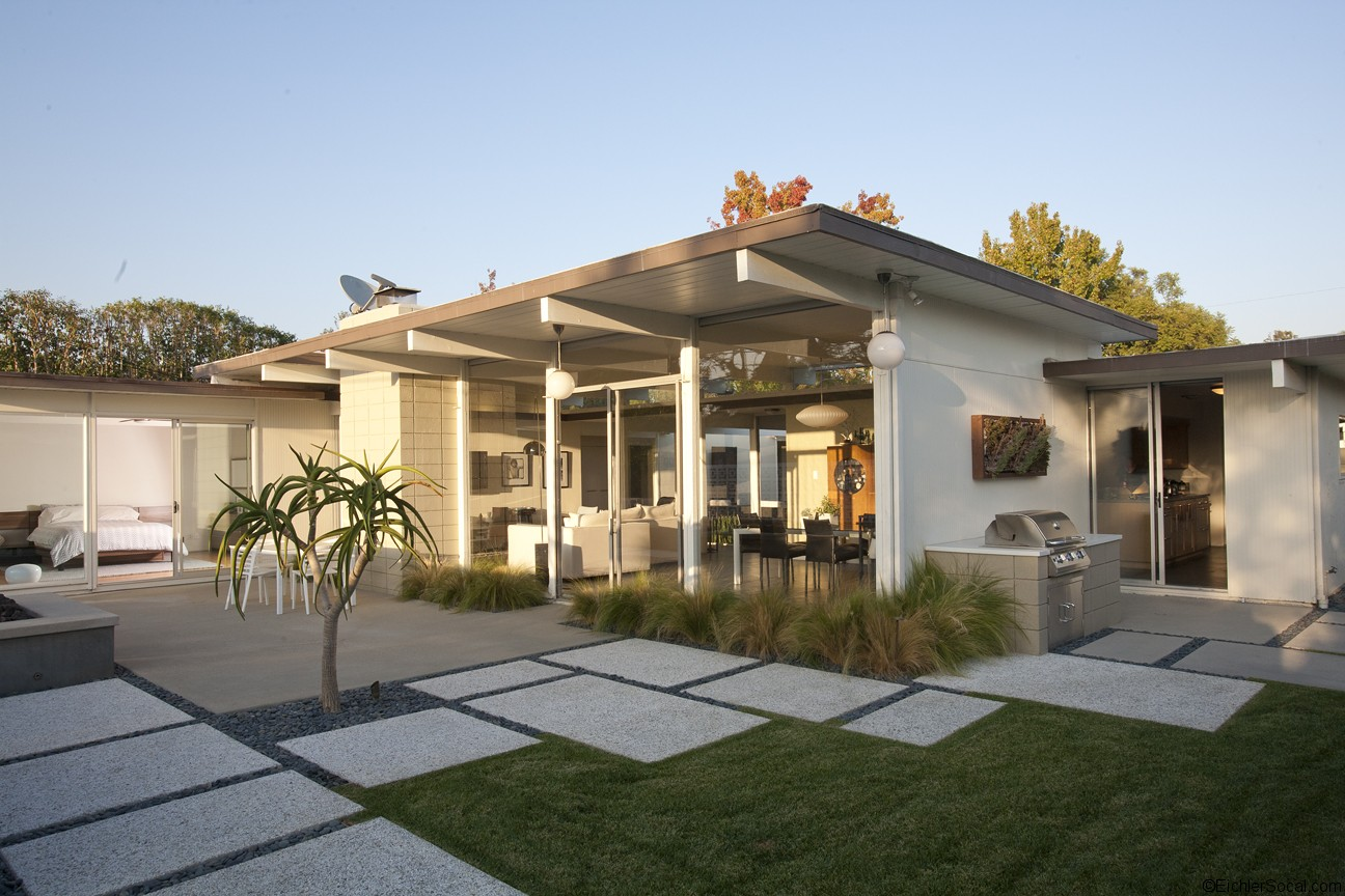 Eichler archives eichlersocaleichlersocal for Home plan architect