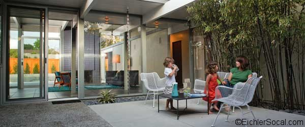 Eichler and the American Dream: Bringing the Outside In