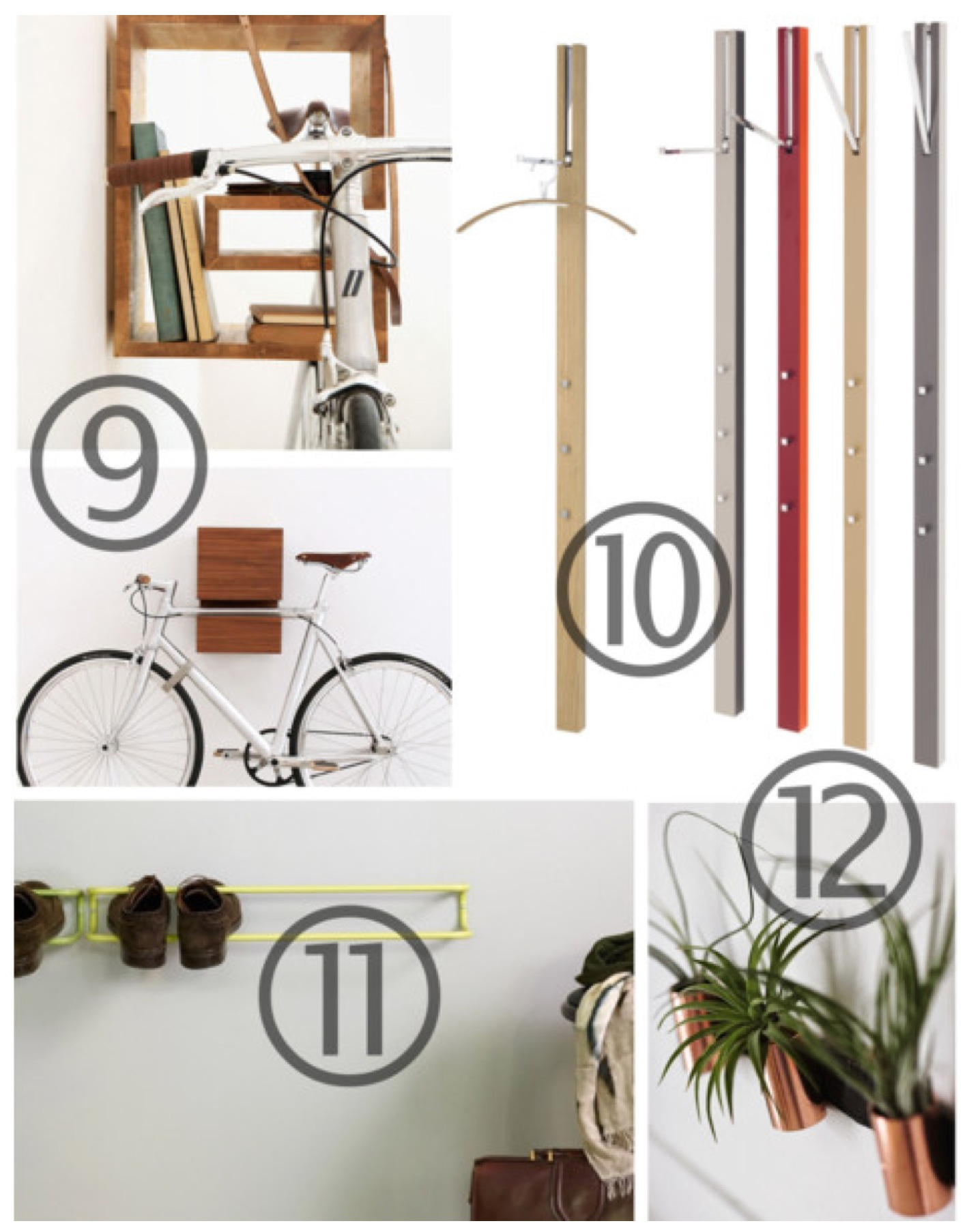 100 Bicycle Themed Home Decor 330 Best Lockers In