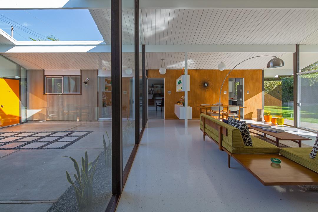 Eichler Home For Sale 1733 N Shaffer St Eichlersocal